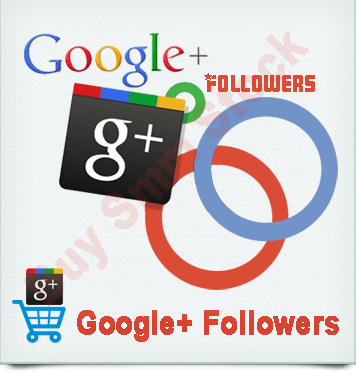 Google+ Circles/Followers