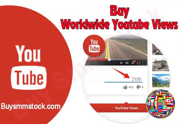 Buy Worldwide Video Views
