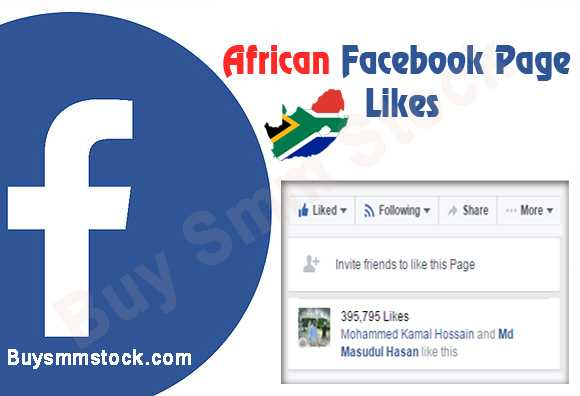 Buy African facebook Likes