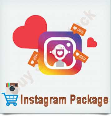Instagram Package