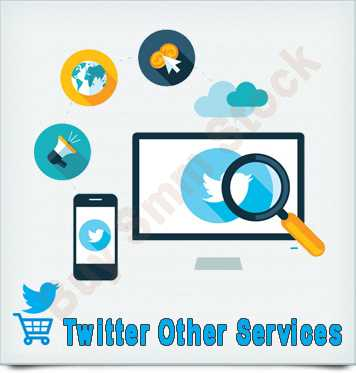 Twitter Other Service