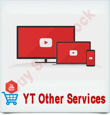Youtube Other Services